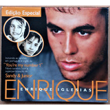 Cd Enrique Iglesias   Enrique   2000   Com Luva Part  Sandy