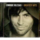 Cd Enrique Iglesias   Greatest Hits