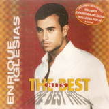 Cd Enrique Iglesias   The Best Hits   Usado Bom Estado
