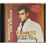 Cd Enrique Iglesias The Best Hits 1999   B4