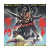 Cd Enter The Dragon Soundtrack Score Jap   Bruce Lee