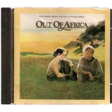Cd Entre Dois Amores Out Of Africa Trilha Sonora Novo