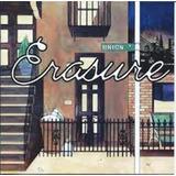 Cd Erasure   Union Street Lacrado Raro Dance Funk Disco Pop