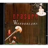 Cd Erasure   Wonderland