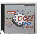 Cd Erasure The First Pop 20 Hits 1992 Importado Inglaterra