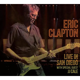 Cd Eric Clapton   Live In San Diego   Special Guest Jj Cale
