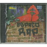 Cd Espaço Rap Ao Vivo Especial 2004 Lacrado