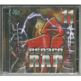 Cd Espaço Rap Volume 11 2006 Lacrado