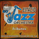 Cd Estacio De Sá Rio Jazz Orquestra   Lacrado   C9