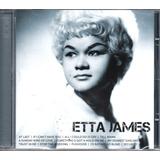 Cd Etta James   Icon