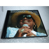 Cd Etta Jones   Don t What She Does Best 1998 Usa