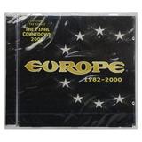 Cd Europe   1982 2000   Importado   Lacrado