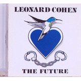 Cd Europeu   Leonard Cohen   The Future  1992   excelente