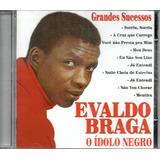 Cd Evaldo Braga   Grandes Sucessos