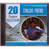Cd Evaldo Freire   20 Super Sucessos