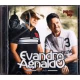 Cd Evandro E Agnaldo Pega Meu Beijo 2011 Lacrado