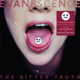 Cd Evanescence - The Bitter Truth