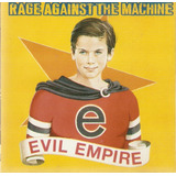 Cd Evil Empire   Rage Against The Machine