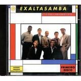 Cd Exaltasamba   Eterno Amanhecer   Primeiro Disco   1992