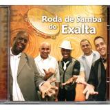Cd Exaltasamba   Roda De Samba Do Exalta   Jbm