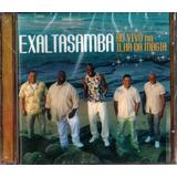 Cd Exaltasamba Ao Vivo Na Ilha Da Fantasia 2009 Lacrado
