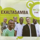 Cd Exaltasamba Série Bis Cd Duplo