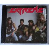Cd Extreme   Extreme 1989 Primeiro Álbum Importado Lacrado