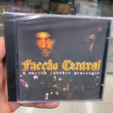 Cd Facção Central   A Marcha Funebre Prossegue Original Rap