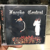 Cd Facção Central   Ao Vivo Original Lacrado Rap Nacional