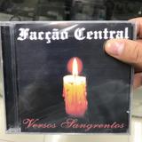 Cd Facção Central   Versos Sangrentos Original Lacrado Rap N