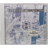 Cd Face To Face Reactionary 2000 Americano Lacrado 12 Faixas