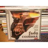 Cd Fado De Coimbra Importado Novo Lacrado