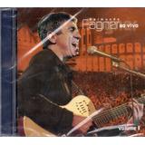 Cd Fagner Ao Vivo Vol1 Original Lacrado