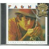 Cd Fagner Romance No Deserto 1987 Deslizes Sony Music Lacrdo