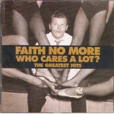 Cd Faith No More   The Greatest Hits   Novo