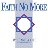 Cd Faith No More   We Care A Lot Deluxe Band Edit
