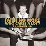 Cd Faith No More Who Cares A Lot The Gre Faith No More