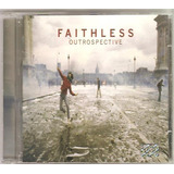 Cd Faithless   Outrospective  house Trance Trip Hop    Novo