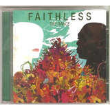Cd Faithless   The Dance  house Trance Music Trip Hop  Novo