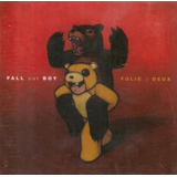 Cd Fall Out Boy   Folie Á Deux   Novo Lacrado