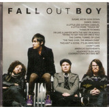 Cd Fall Out Boy   Icon   Novo