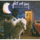 Cd Fall Out Boy   Infinity On High   Novo Lacrado