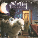 Cd Fall Out Boy   Infinity On High   Novo Lacrado Digipack