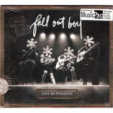 Cd Fall Out Boy Live In Phoenix  musicpac
