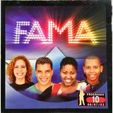 Cd Fama Programa 10 Edição 2002 Adelmo Casé Vanessa Jackson