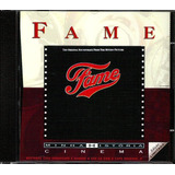 Cd Fame Fama Ost 1980 Irene Cara Paul Mccrane Estado De Novo