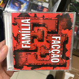 Cd Familia Faccao   Faccao Central Original Rap Nacional