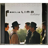 Cd Familia Lima Italiano   C8