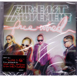 Cd Far East Movement   Free Wired   Novo