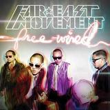 Cd Far East Movement Free Wired Original Lacrado